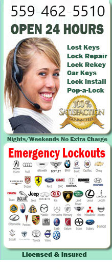 Lockout Services Fresno Ca